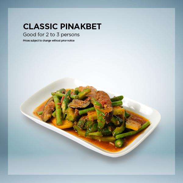 Classic Pinakbet